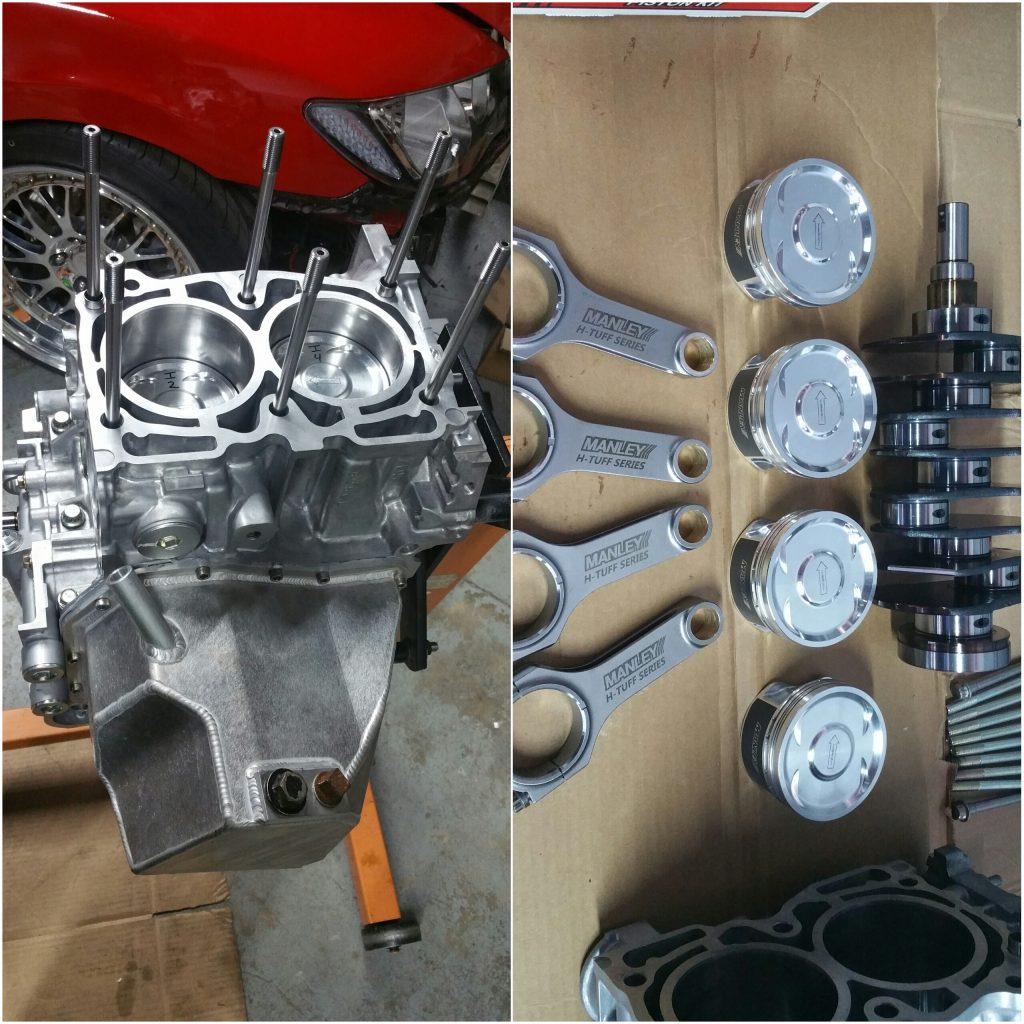 Engine Rebuild (2)